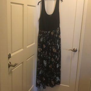 Floral Torrid maxi dress